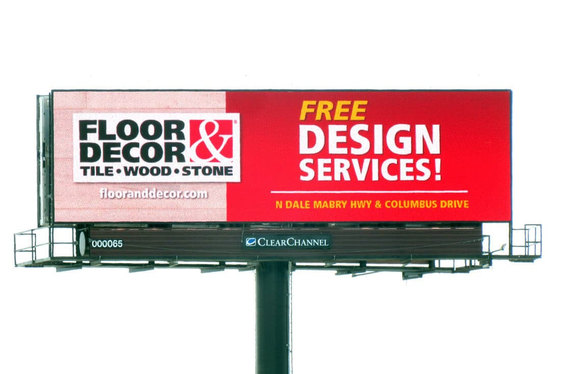 New year 39 s resolutions at every turn in outdoor advertising for Contract decor international inc