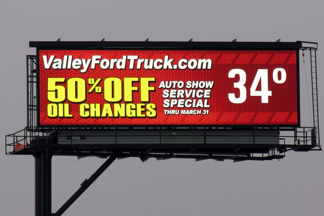 valley-ford-cleveland-digital-billboard